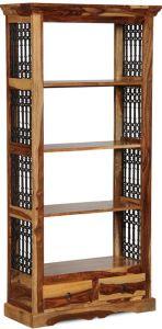 Jali Light 2 Drawer Bookcase