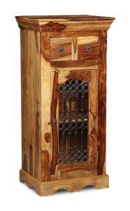Jali Light Hi-Fi Cabinet