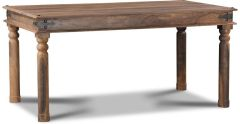 Jali Natural 160cm Dining Table