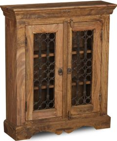 Jali Natural DVD Cabinet