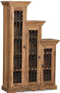 Jali Natural DVD Step Chest (Left)