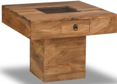 Jali Small Pebble Coffee Table