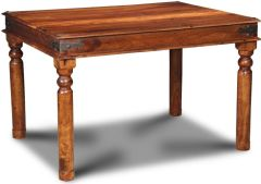 Jali 120cm Dining Table