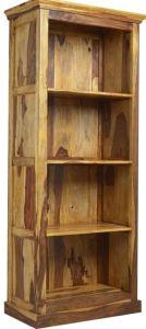 Light Sheesham Bookcase