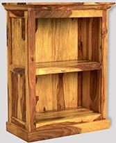 Light Sheesham Bookshelf