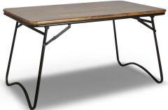 Light Vintage Folding Table
