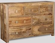 Light Dakota Extra Large Drawers