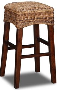 Havana Rattan Living Room Stool
