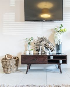Retro Chic TV Stand