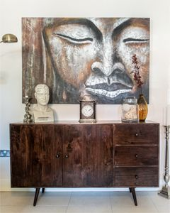 Retro Chic Sideboard