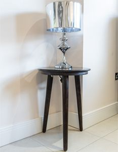 Retro Chic Side Table