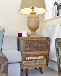 Recycled Retro Chest Of Drawers