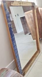 Recycled Retro Mirror