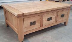 Oak Coffee Table (SL62)