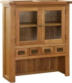 Atlanta 2 Drawer 2 Door Buffet Hutch Only