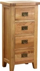 Atlanta 4 Drawer Tall Chest