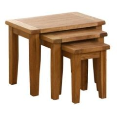 Atlanta Set of 3 Nest of Tables