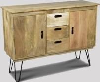 Light Vintage Sideboard