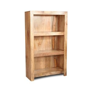 Light Medium Dakota Bookcase