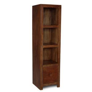 Dakota Slim Drawer Bookcase