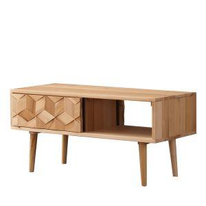 Light Boxwood Coffee Table