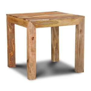 Light Dakota 80cm Dining Table