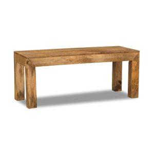 Light Dakota 110cm Bench