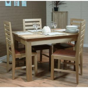 Mobel Oak Dining Table (Table Only)