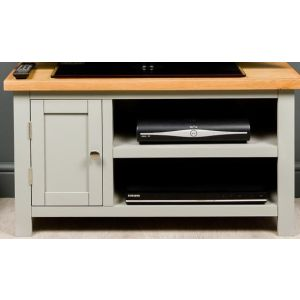 Greyton Painted Oak Small TV Unit