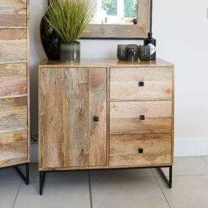 Industrial Small Sideboard