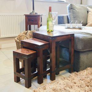 Jali Nest of Tables
