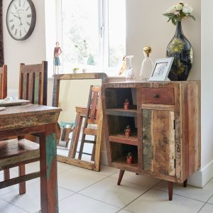 Recycled Retro Cabinet
