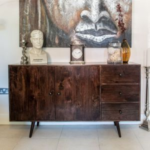Retro Chic Large Sideboard