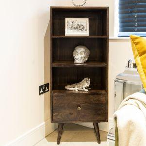 Retro Chic Bookcase