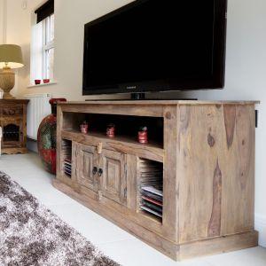 Jali Natural TV Cabinet