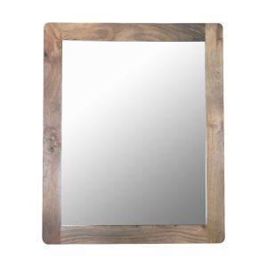 Light Retro Chic Large Mirror