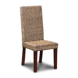 Rattan Antique Dining Chair