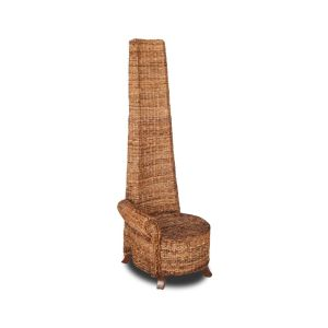 Potenza Rattan Dining Chairs Right Arm