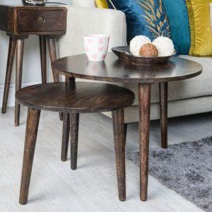 Retro Chic Nest of Tables