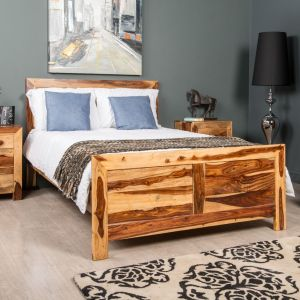 Cuba Light 5ft Bed (King Size)