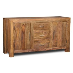 Cube Natural Large Sideboard
