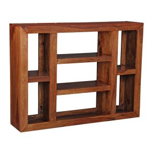 Cube Honey Large Shelf Unit
