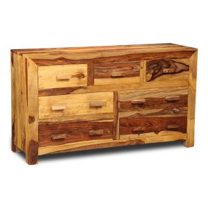 Cuba Light 7 Drawer Chest