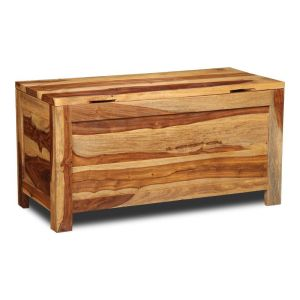 Cuba Light Blanket Box