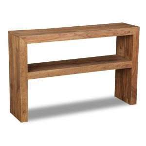 Cuba Natural Console Table