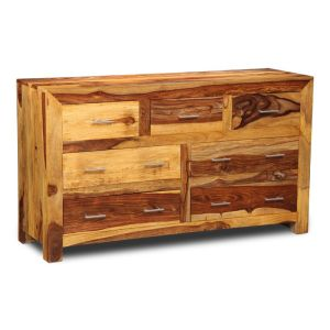 Cube Light 7 Drawer Chest