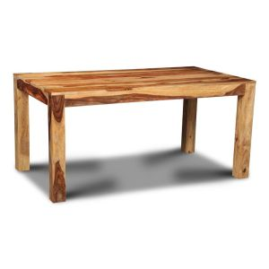 Large Cube Light Dining Table