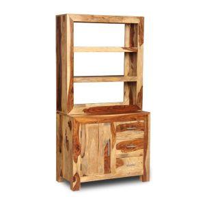 Cube Light Small Multi-Shelf Dresser