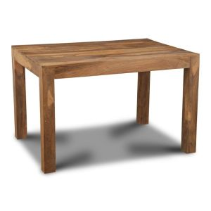 Small Cube Natural Dining Table