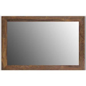 Cube Natural Mirror